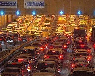 Москву разгрузят с помощью транспортно-пересадочных узлов