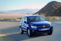 Новый Фольксваген Тигуан (Volkswagen Tiguan) начнут собирать летом в Калуге