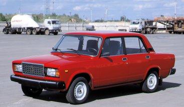 На Ижевском автозаводе началась серийная сборка «ВАЗ-2107»