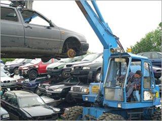 """""""АвтоВАЗ"""" планирует запуск собственной программы утилизации автомобилей"""