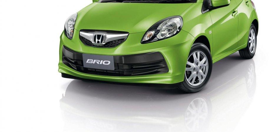 Хонда (Honda) представила новую модель 2011 года Брио (Brio)