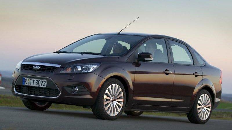 Форд (Ford) выпустил в России 400 тысяч Фокусов (Focus)