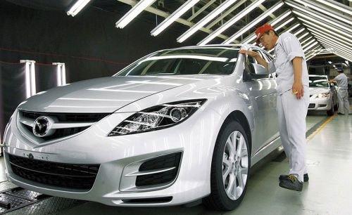 Мазда (Mazda) собралась строить завод в России