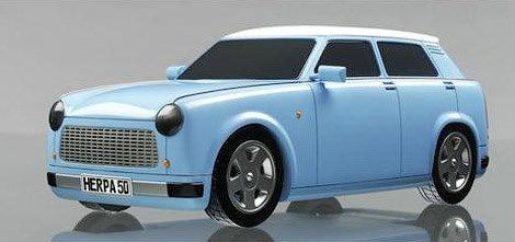 Возрожденный Trabant дебютирует уже в сентябре