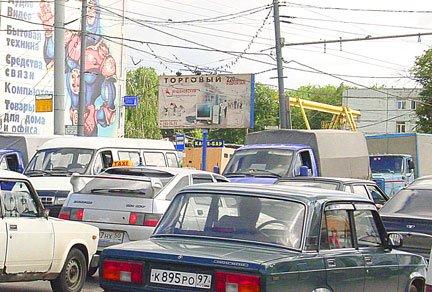 Скоро должна появится реверсная полоса на шоссе Энтузиастов в Москве