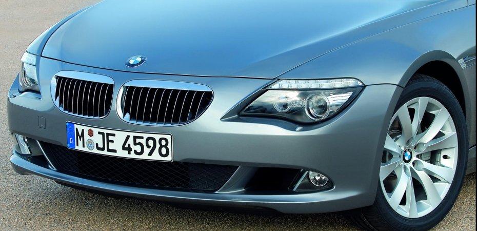 Цена БМВ (BMW) 6 серии на российском рынке будет равна 3 860 000 рублей