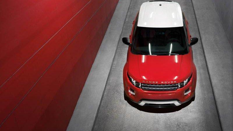 Ленд Ровер (Land Rover) готовит гибрид