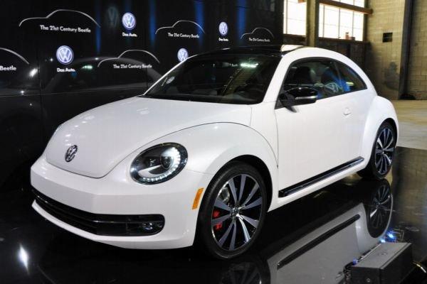 Показано новое поколение Фольксваген Битл (Volkswagen Beetle)