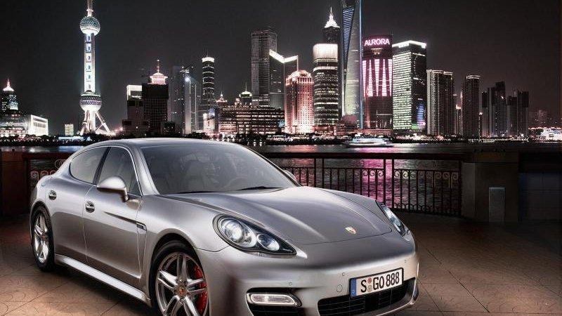 Порше Панамера (Porsche Panamera) получил новый мотор
