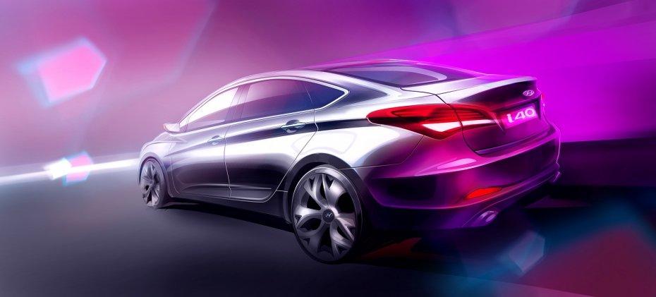 Премьера Хендай Ай40 (Hyundai i40) через два дня
