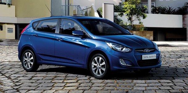 Хендай Солярис (Hyundai Solaris) получил кузов хетчбек