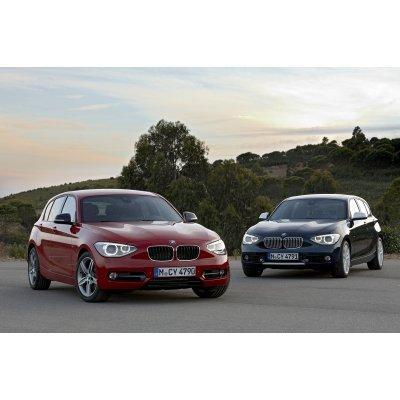 Новый БМВ 1 (BMW 1) скоро в продаже
