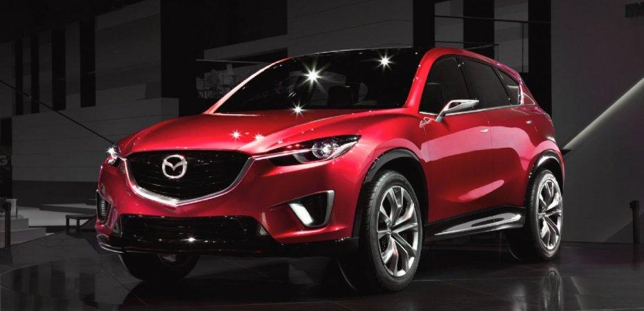 Мазда (Mazda) приготовила кроссовер Мазда СХ-5 (Mazda CX-5)