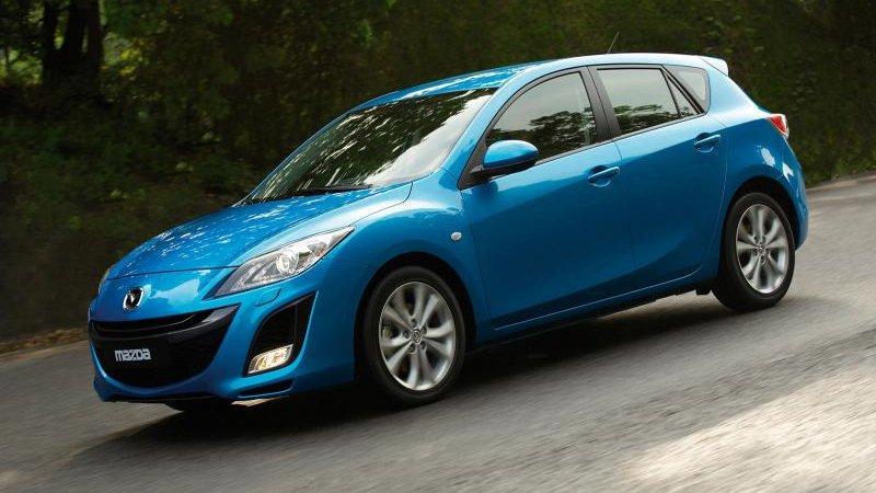 Мазда (Mazda) отзывает автомобили