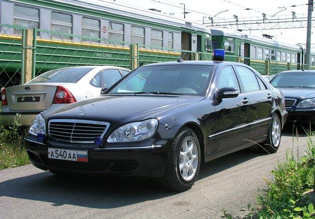 Собянин запретил чиновникам ездить на служебных авто на дачи