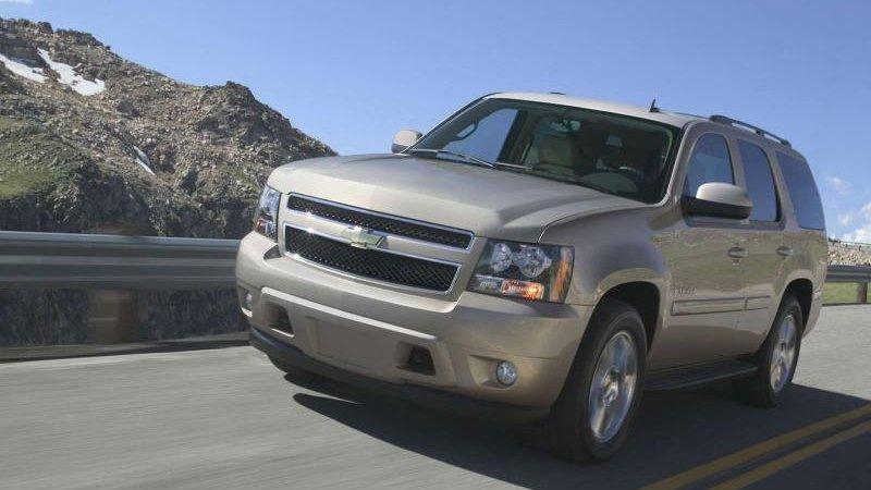 Шевроле Тахо (Chevrolet Tahoe) снова в продаже
