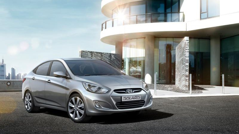 Для производства Хендай Солярис (Hyundai Solaris) ввели 3 смену