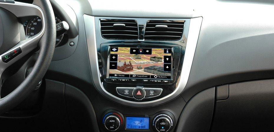 Новая навигационная система специально для автомобилей Solaris