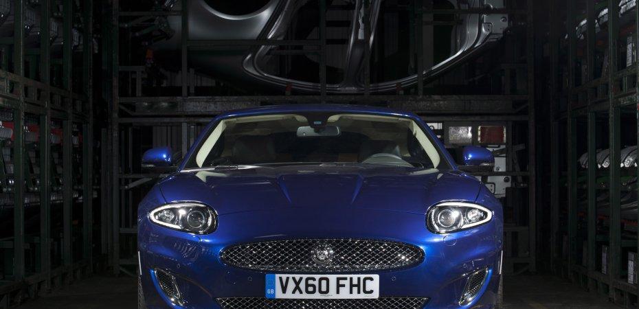 Jaguar XK (Ягуар ХК) - автомобиль года