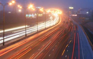 МКАД снова сделают транзитной магистралью