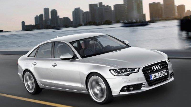 Ауди А6 (Audi A6) существенно подешевел