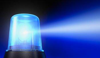 Борцы с мигалками снова задержаны полицией