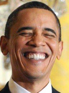 Барак Обама оштрафован в Лондоне