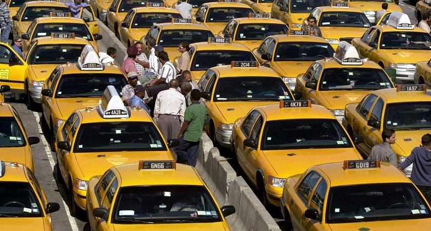Цены на такси поднимутся