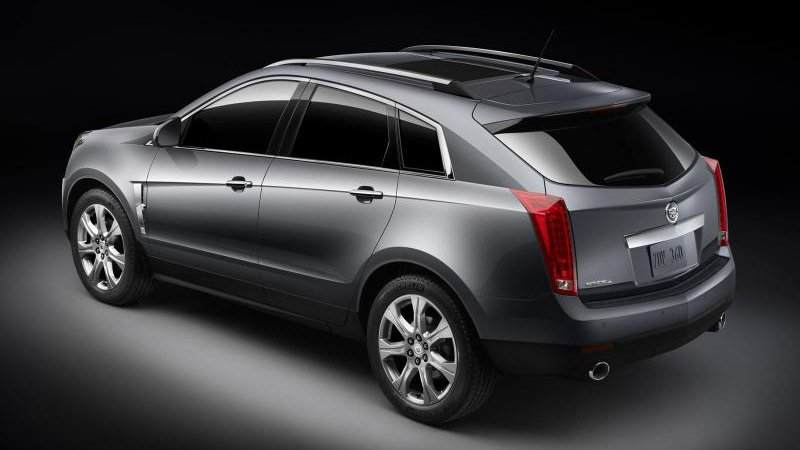 Кадиллак SRX (Cadillac SRX) обновился