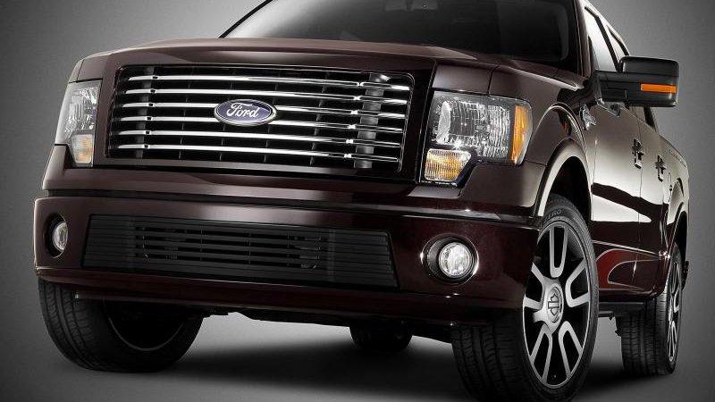 Форд (Ford) отзывает свои внедорожники