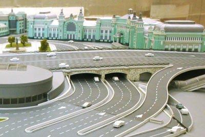 В Москве начинается реконструкция выездных магистралей