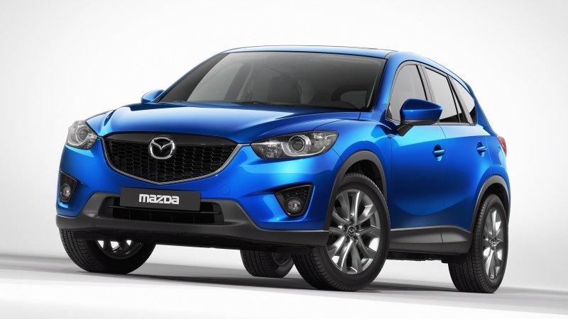 Новый кроссовер Мазда СХ-5 (Mazda CX-5) скоро в продаже