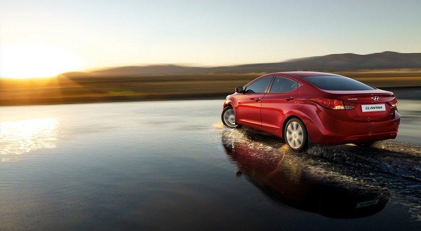 Комплектации пятого поколения модели Hyundai Elantra
