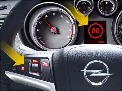 Система Opel Eye теперь доступна в России