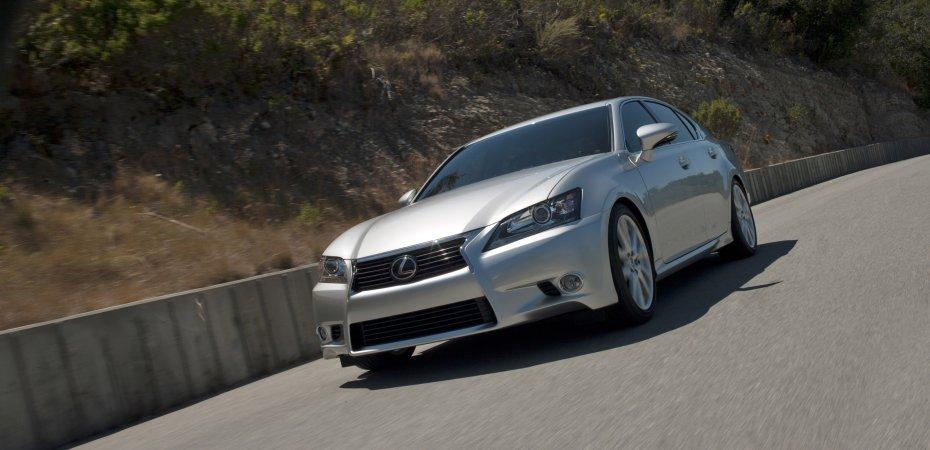 Lexus (Лексус) представил новый GS 350