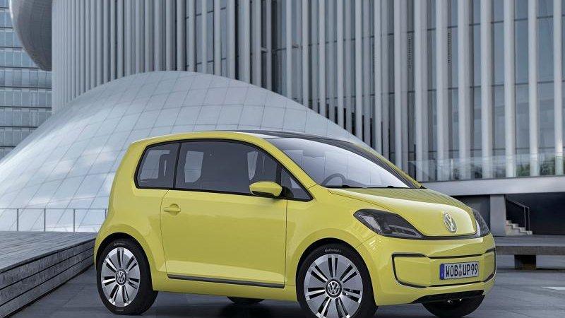 Фольксваген АП! (Volkswagen UP!) пойдет в продажу