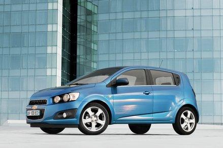 Шевроле Авео (Chevrolet Aveo) и Шевроле Орландо (Chevrolet Orlando) получили 5 звезд EuroNCAP