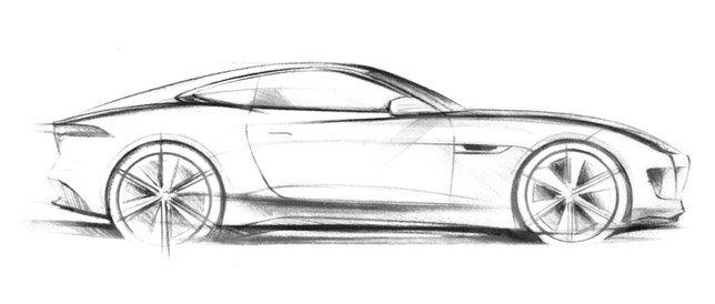 Первый взгляд: Ягуар С-Х16 (Jaguar C-X16)