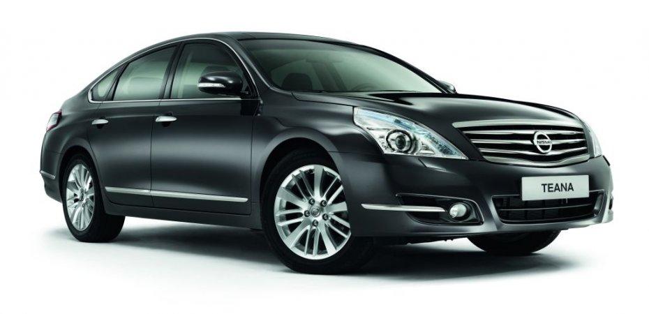 В продажу поступила новая Ниссан Тиана (Nissan Teana)
