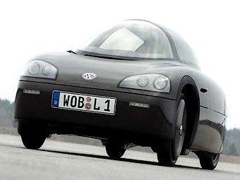 Во Франкфурте покажут авто с расходом 1 л на 100 км