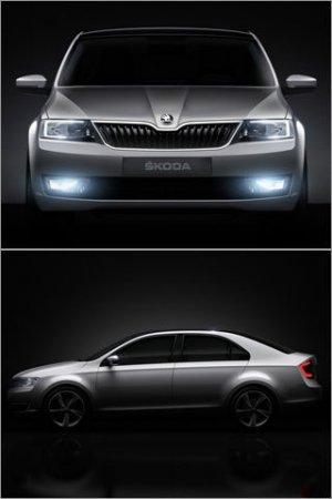Шкода (Skoda) готова сменить дизайн своих автомобилей