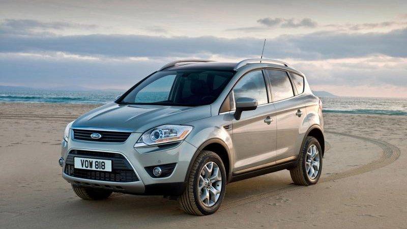 Начались продажи нового Форд Куга (Ford Kuga)
