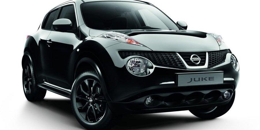 Ограниченная версия Ниссан Джук (Nissan Juke) в продаже