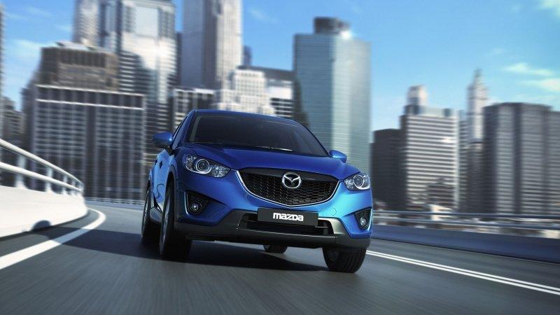 Мазда СХ-5 (Mazda CX-5) скоро появится в продаже