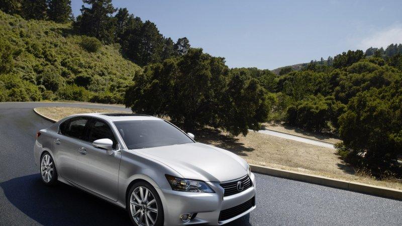 Новый Лексус GS (Lexus GS) станет гибридным