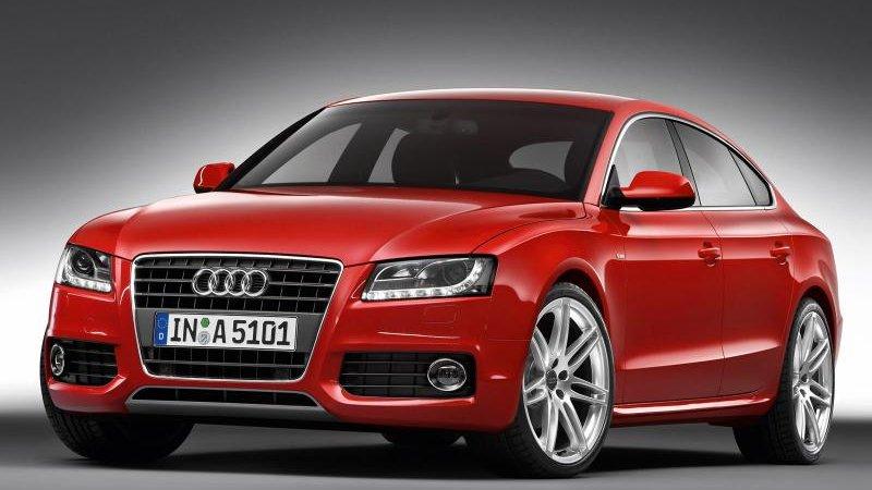 Ауди объявила цены на обновленную гамму Audi A5