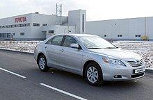 Заводы Toyota и Nissan в России возобновили выпуск автомобилей