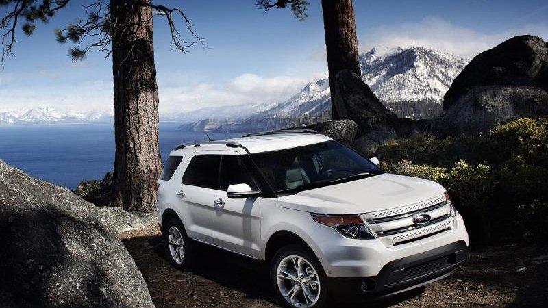 Форд Экслорер (Ford Explorer) будет собираться в России