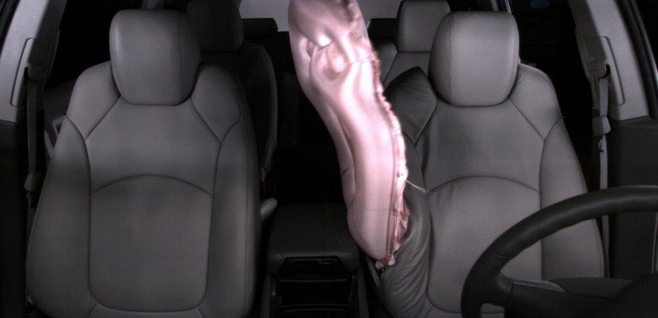 GM создал центральную подушку безопасности