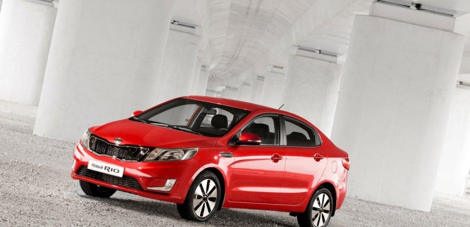 Старт продаж нового Kia Rio (Киа Рио)